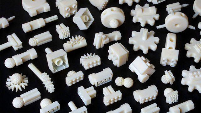 Spare parts using 3d printing