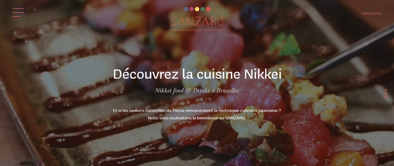 Sanzaru website