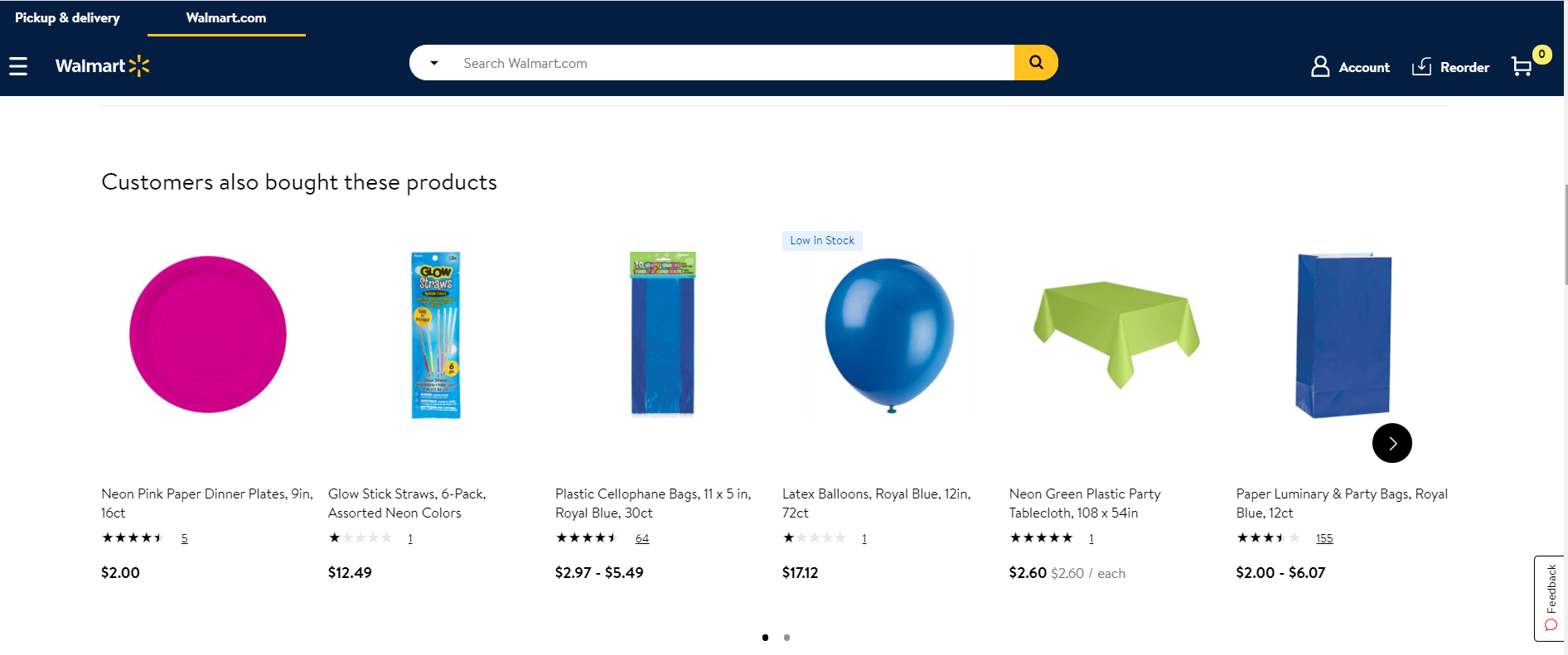 Product Recommendations in eCommerce